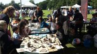 Claudia Luque Studio - EFO at the Highgate Wood Community Day